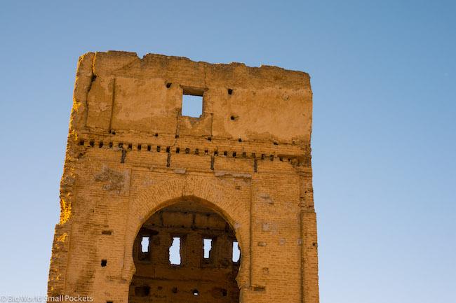 Morocco, Fez, Ruins