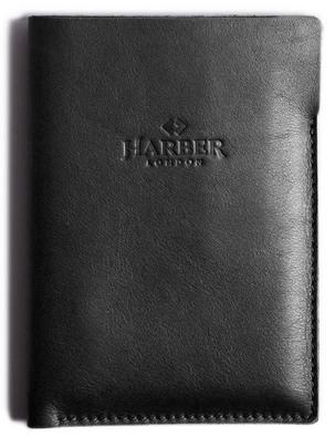 Slim, Leather, Passport Holder