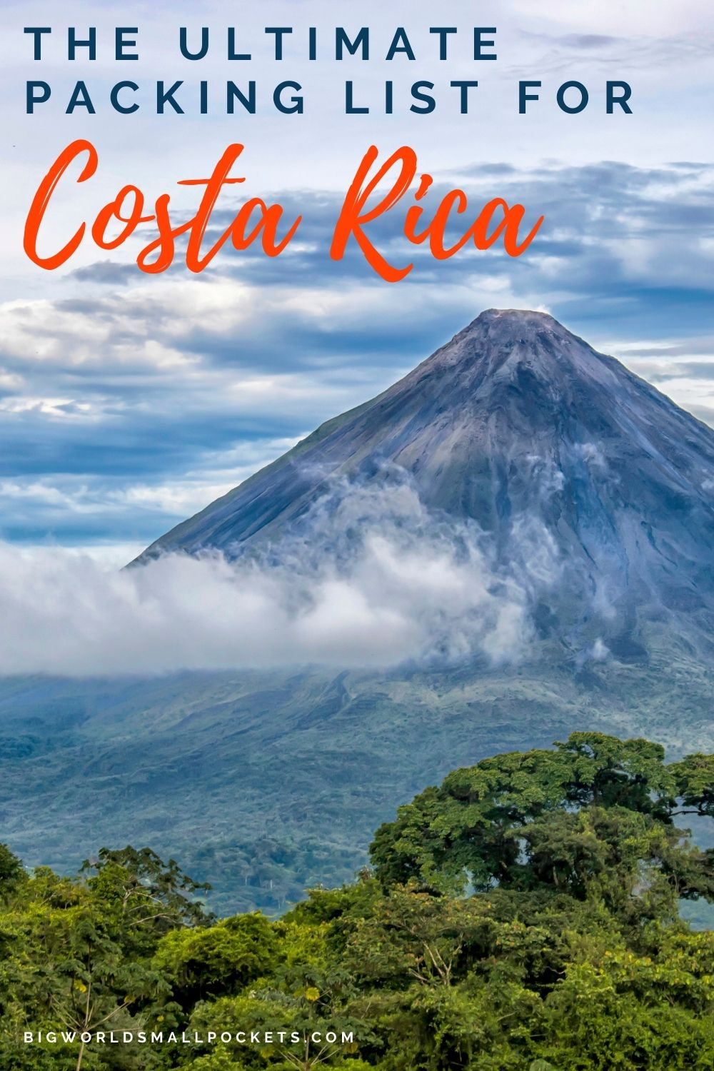 The Complete Costa Rica Packing List