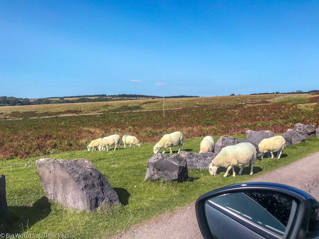 Wales, Car Rental, Brecon Beacons