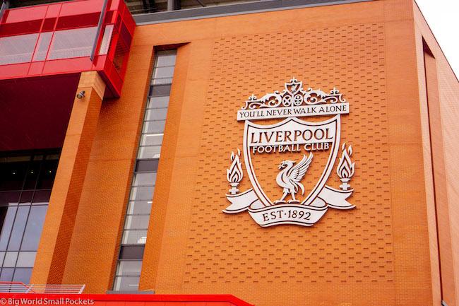 England, Liverpool, Anfield