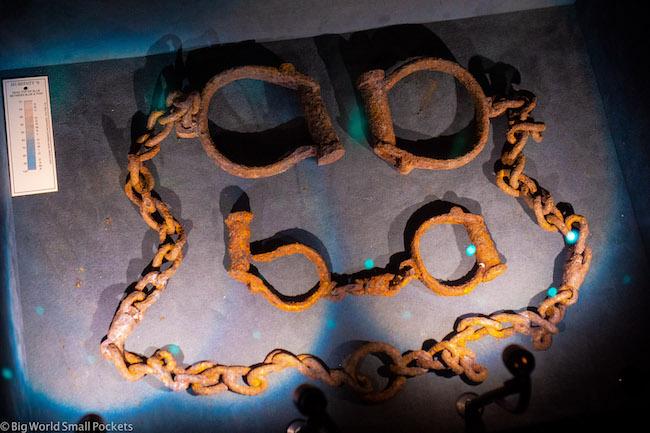 England, Liverpool, International Slavery Museum