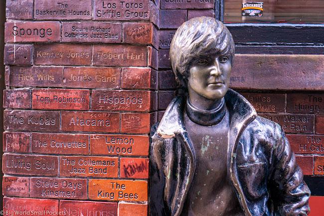 England, Liverpool, John Lennon