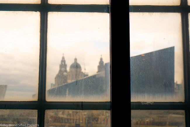England, Liverpool, Window