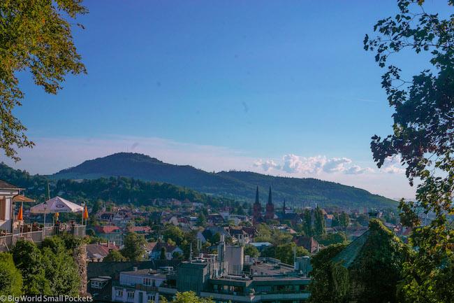 Germany, Freiburg, Black Forest Views