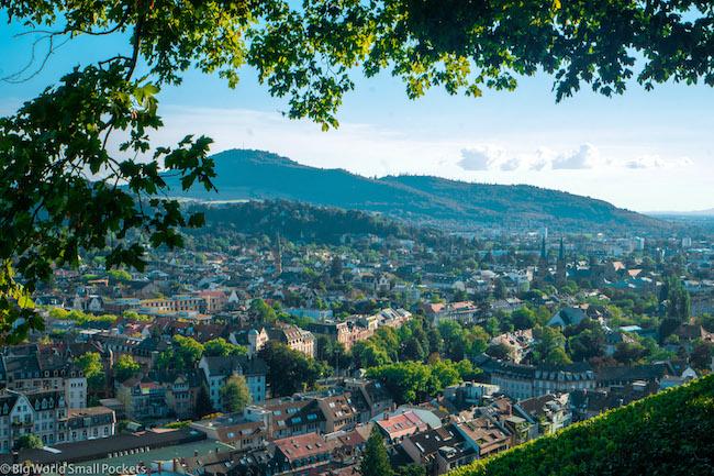 Germany, Freiburg, City Views