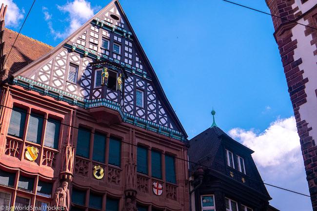 Germany, Freiburg, Historic Building