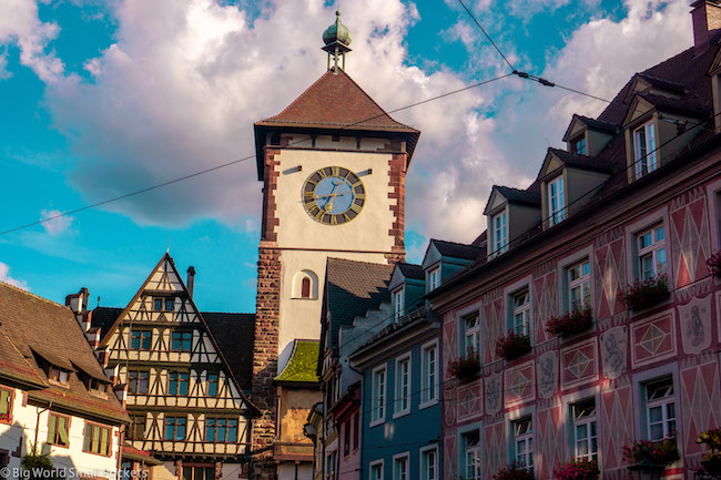 Germany, Freiburg, Historic City