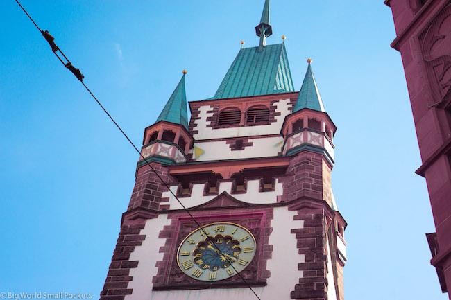 Germany, Freiburg, Historic Gate