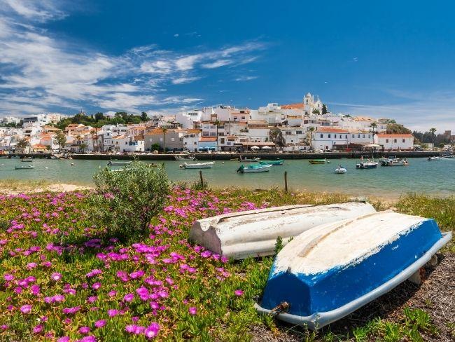 Portugal, Algarve, Boats