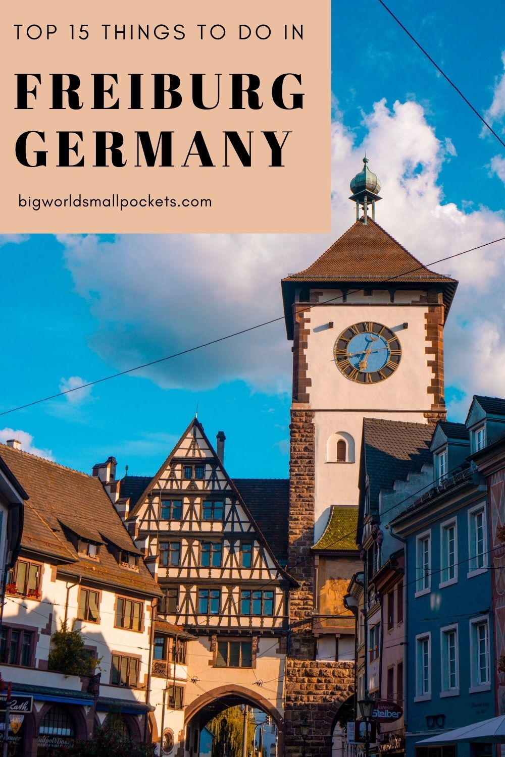 The Top Things to Do in Freiburg, Germany