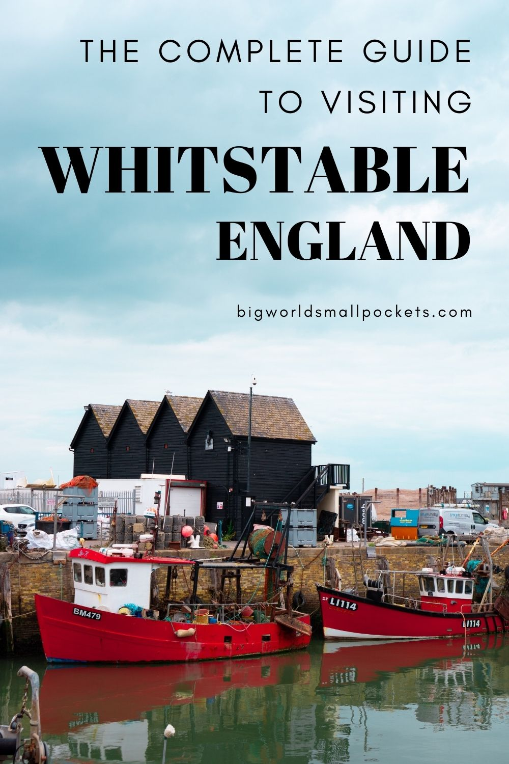 Ultimate Travel Guide to Whitstable, UK