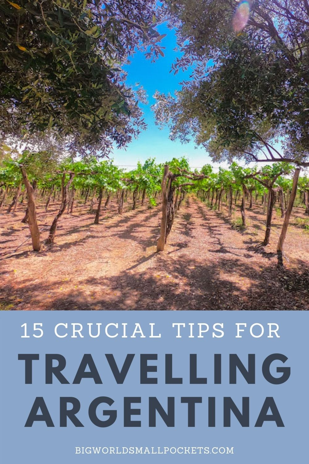 15 Crucial Tips If You Want to Travel in Argentina