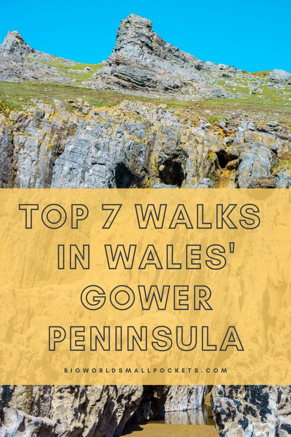7 Best Gower Walks You Can't Miss in Wales