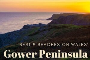 Best 9 Gower Beaches, Wales