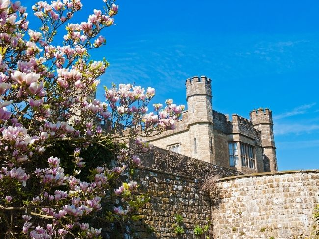 England, Kent, Leeds Castle