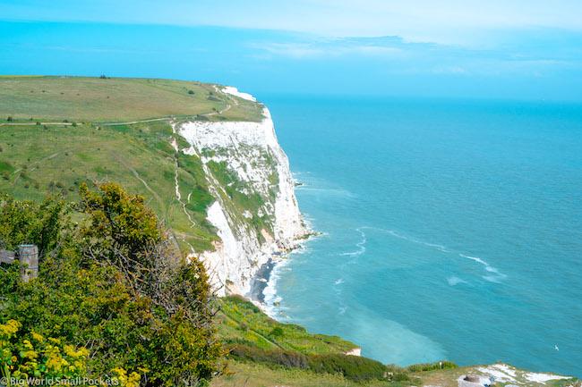 England, Kent, White Cliffs of Dover