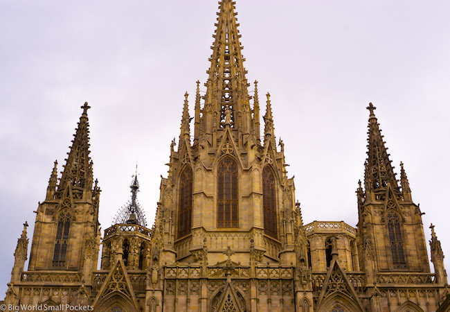 Europe, Barcelona, Cathedral