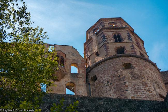 Europe, Germany, Heidelberg Castle