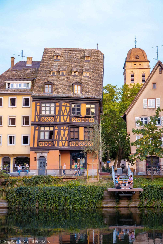 France, Alsace, Medieval Strasbourg