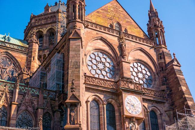 France, Alsace, Strasbourg Cathedral