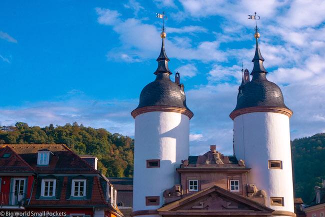 Germany, Heidelberg, Bridge