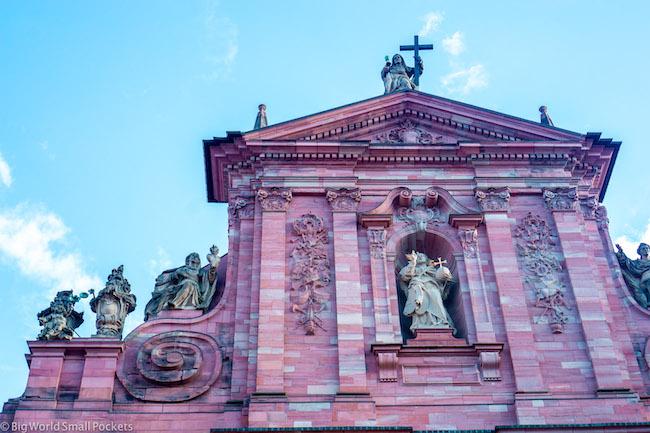 Germany, Heidelberg, Church