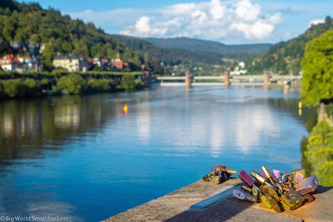Germany, Heidelberg, River