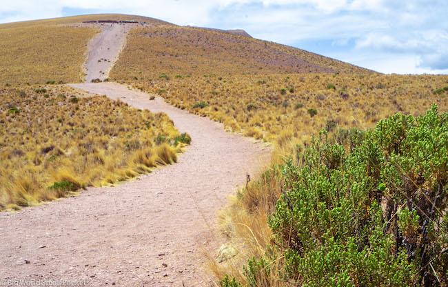 South America, Argentina, Trail