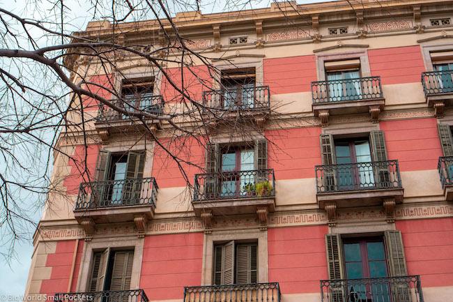 Spain, Barcelona, Apartments