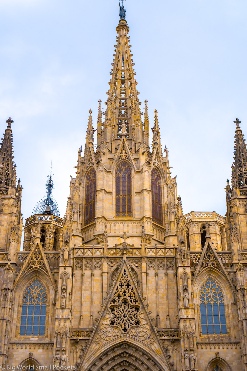 Spain, Barcelona, Cathedral
