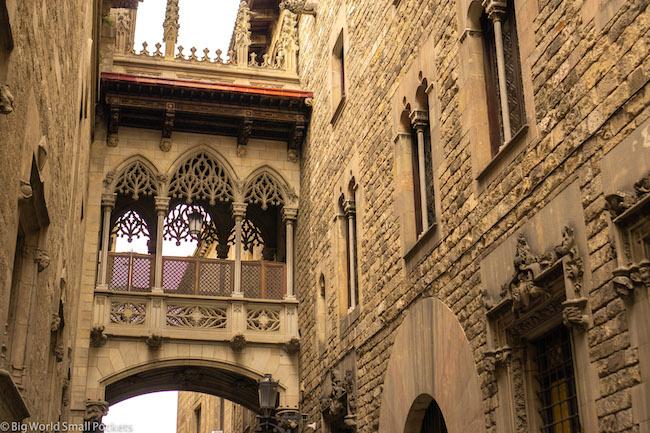 Spain, Barcelona, Gothic Quarter