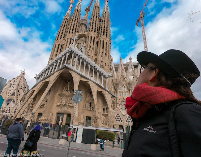 Spain, Barcelona, Me