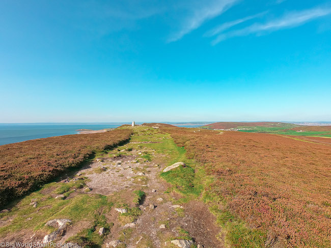 UK, Wales, Gower Coastal Path