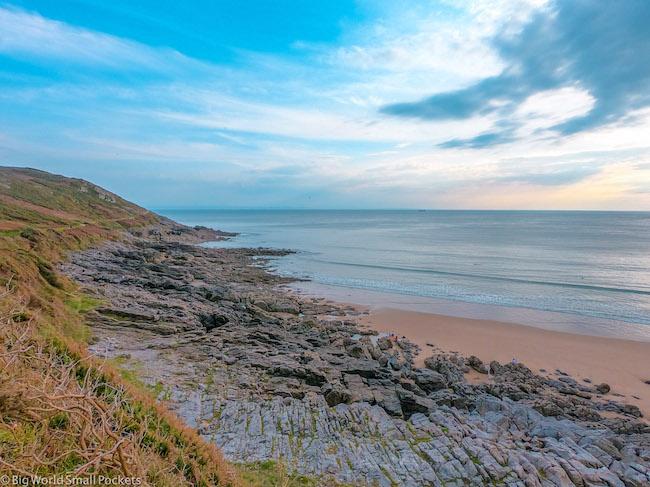 UK, Wales, Gower Walks