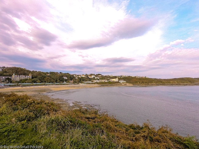Wales, Gower, Langland Bay
