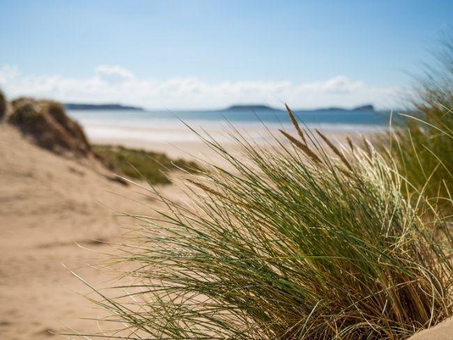 Wales, Gower, Llangennith