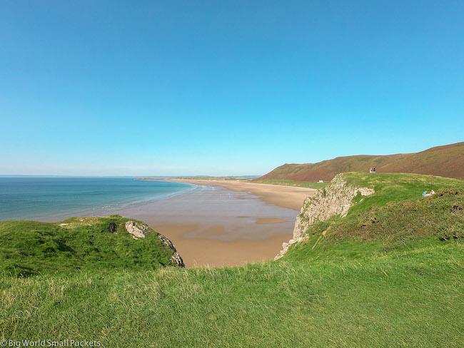 Wales, Gower Peninsula, Rhossili