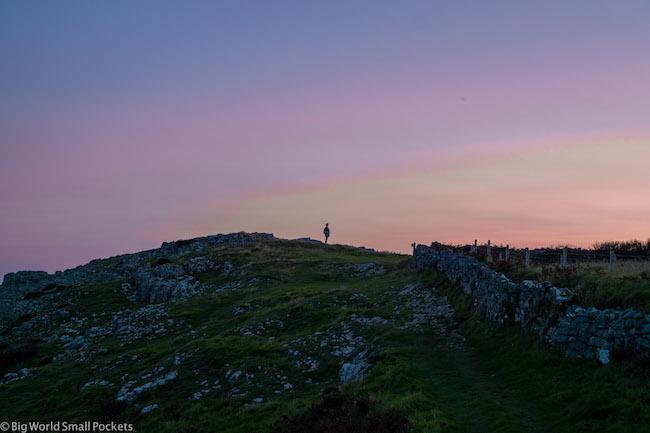 Wales, Gower, Sunset Walks