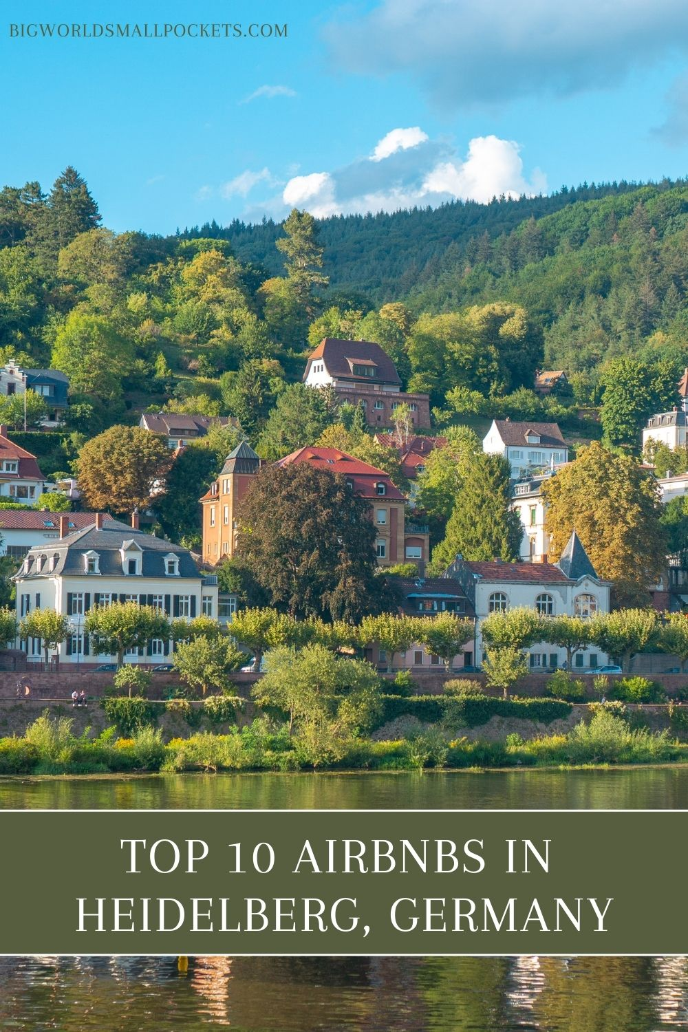 10 Best Airbnbs in Heidelberg, Germany