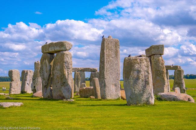 England, Stonehenge, Stones