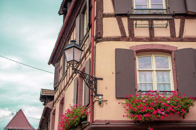 France, Alsace, House 1