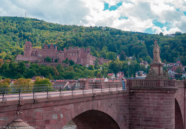 Germany, Heidelberg, Itinerary