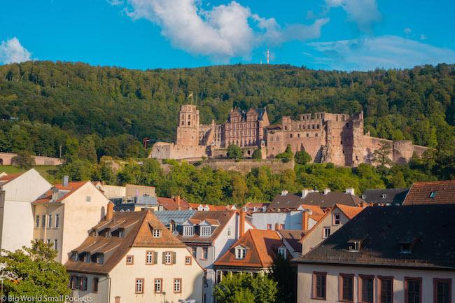 Germany, Heidelberg, University Town
