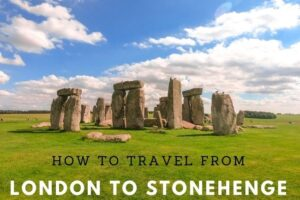 How Travel to Stonehenge from London