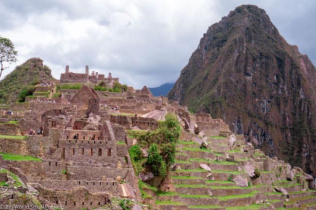 Peru, Sacred Valley, Machu Picchu Ruins
