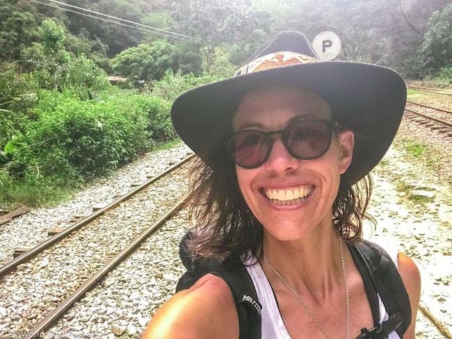 Peru, Sacred Valley, Me