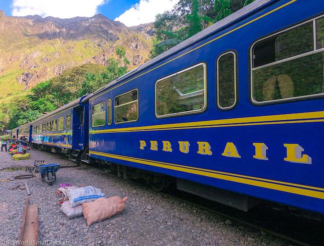 Peru, Sacred Valley, Peru Rail
