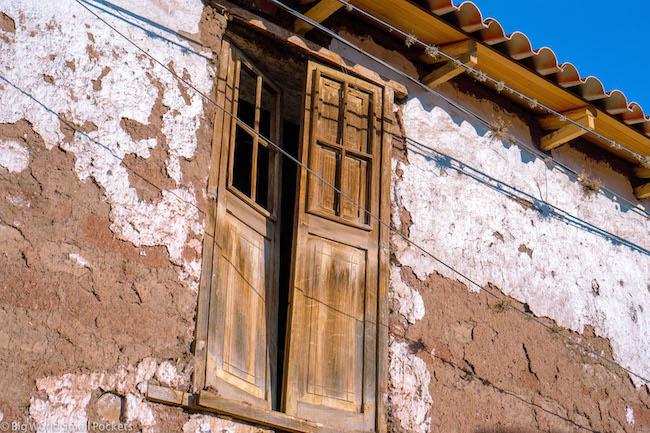Peru, Sacred Valley, Pisac Window