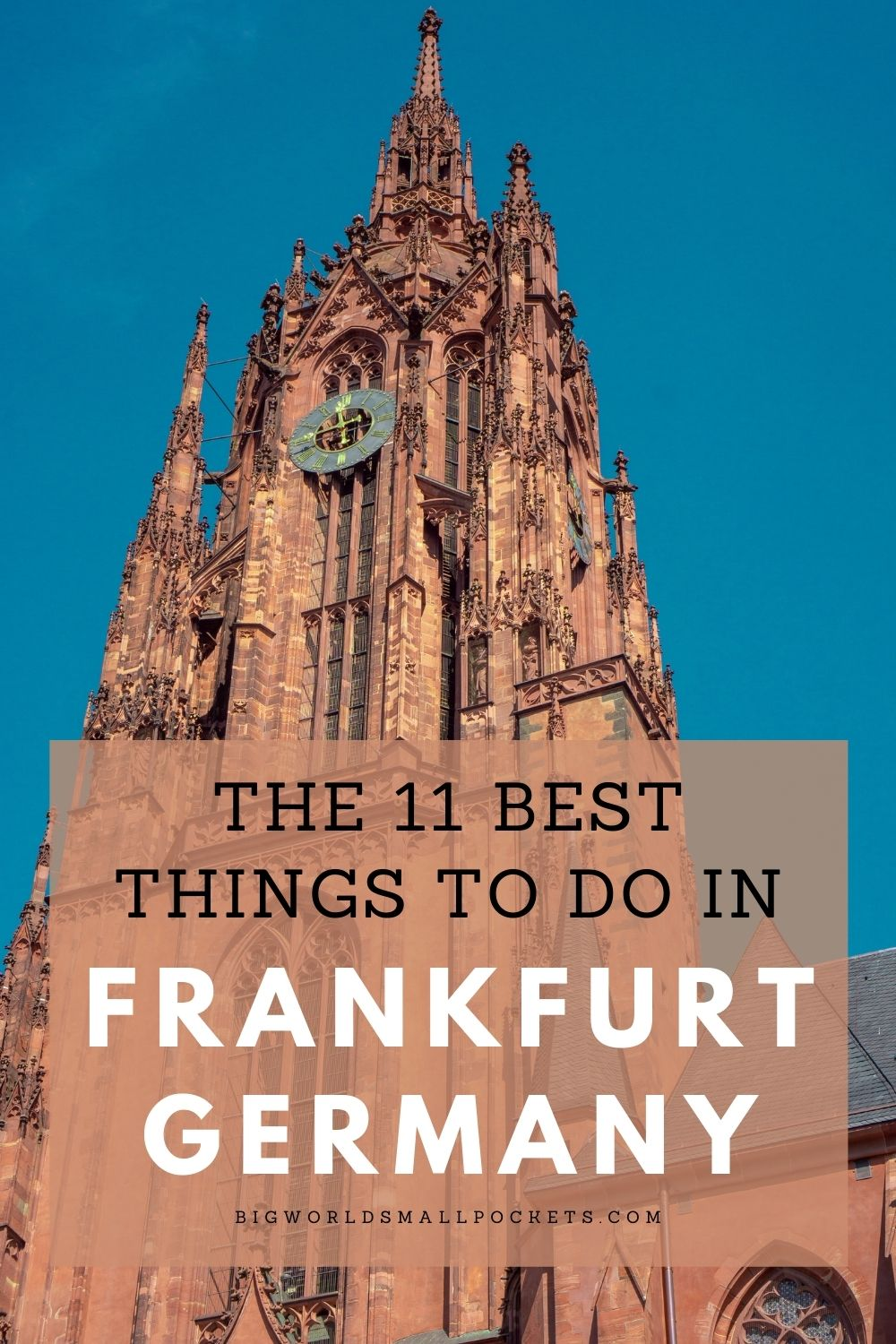 The 11 Best Things to Do in Frankfurt, Germany